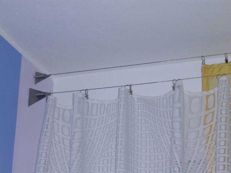 gardinen bergardinen vorh nge f r k chen dachschr gen in. Black Bedroom Furniture Sets. Home Design Ideas