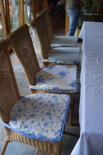 Hussen, Überzüge für Stühle, Bett, Stuhlhussen in Sinsheim-Hoffenheim
